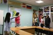 Тематическая аудитория для изучения корейского языка