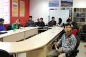 Тематическая аудитория для изучения русского языка как иностранного